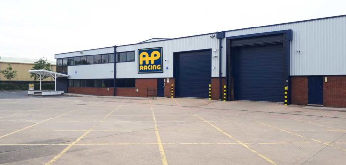 "AP Racing makes ""seven-figure investment "" in UK manufacturing"