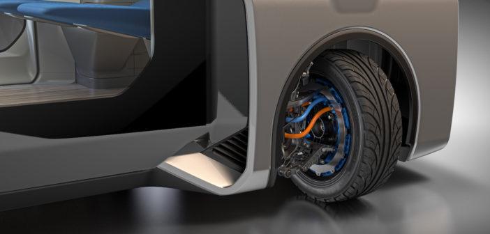 NEVS reveals 360° corner module design