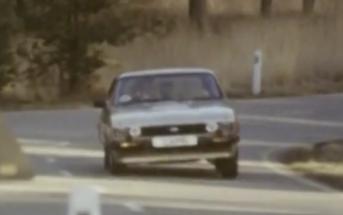 a 1979 ford capri