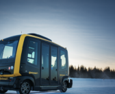 Continental begins series production of brakes for driverless taxis