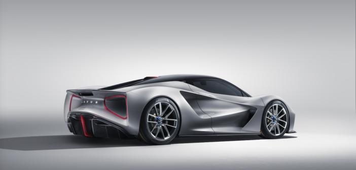 The 2,000PS Lotus Evija EV