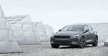 Dual flow valve dampers to be an option on Polestar 2