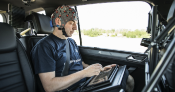 ZF research could help eliminate motion sickness in AVs