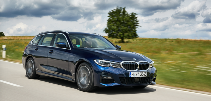 2019 Bmw 3 Series Gains Intelligent Suspension Vehicle Dynamics