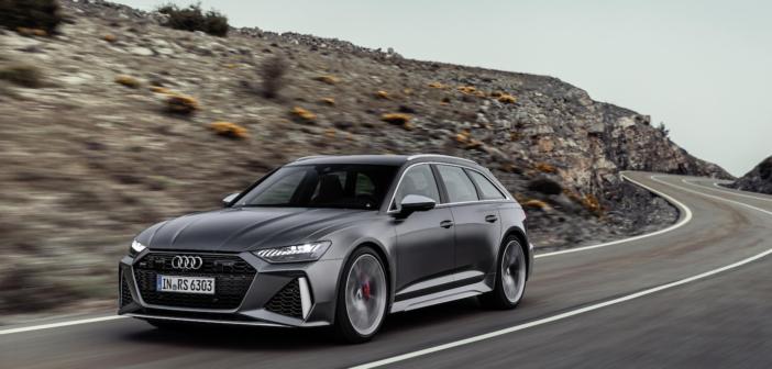 Audi's 2020 RS 6 Avant: the ultimate estate?