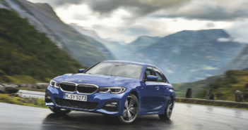Dynamics details of the 2019 BMW 3 Series
