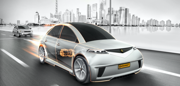 Continental to showcase new technology at IAA 2019
