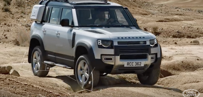 The new Defender is finally here!
