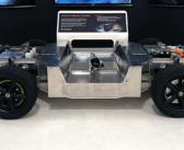 Delta Motorsport unveils autonomous EV platform