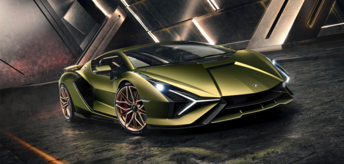 Lamborghini Sián dynamics to benefit from supercapacitor