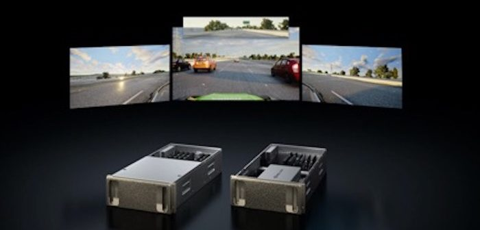 CarSim and TruckSim now available on Nvidia Drive Constellation
