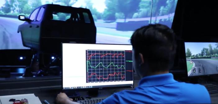 Take a seat in FCA's super simulator