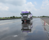 Apollo opens India's first wet-grip test track