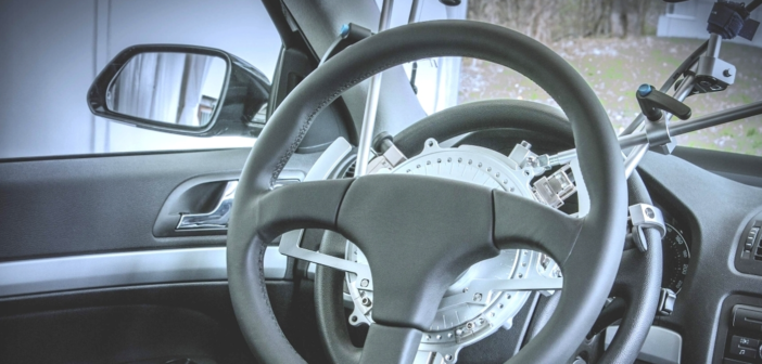 Measurement steering wheels with DTI and CAN bus compatibility