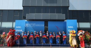 ZF opens just-in-time chassis plant for Vinfast