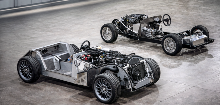 Morgan switches from steel chassis to CX-Generation aluminium platform