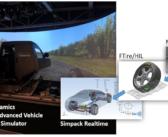 New ride comfort development processes developed for driving simulator