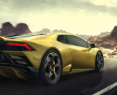Lamborghini develops RWD Huracán for dynamics purists