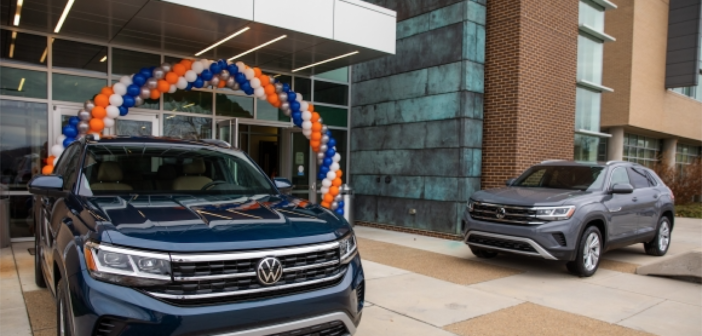 Volkswagen opens first innovation hub in North America