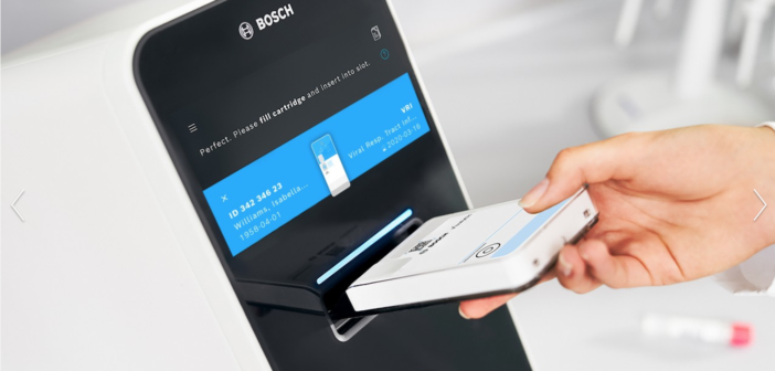 Bosch develops rapid test for Covid-19