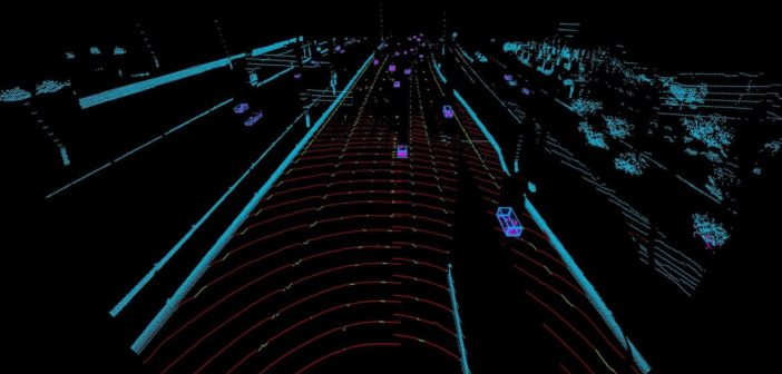 Volvo makes deal to integrate LiDAR technology