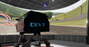 Geely's innovation centre acquires 9 DOF simulator