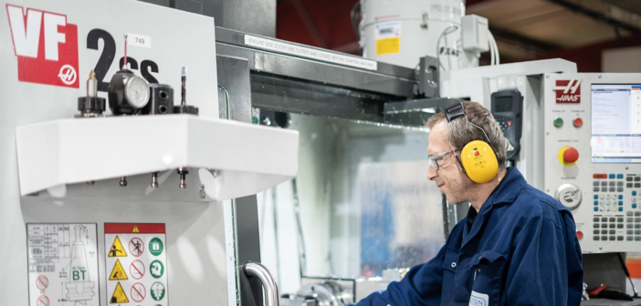 Pailton invests in high-tech CNC for steering systems