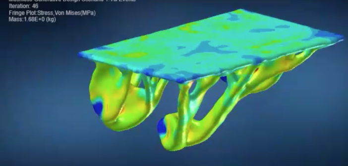 Software tool helps design lighter parts 80% faster, from home