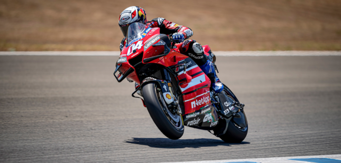 Ducati Corse enters technical partnership with Altair