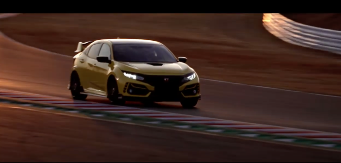 Behind the scenes for the Civic Type R Suzuka lap record
