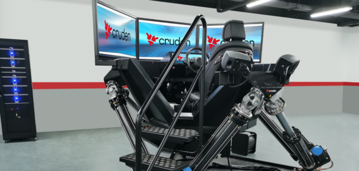 Chinese OEM installs  pioneering wet-bench driving simulator