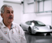 Gordon Murray discusses the T.50 supercar