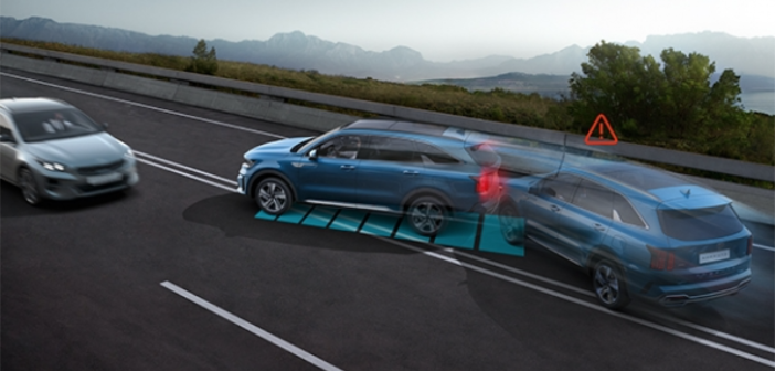 Kia implements Multi-Collision Brake system