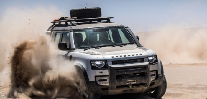 JLR looks to aerospace for vehicle lightweighting
