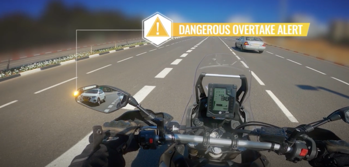 AI technology for rider safety