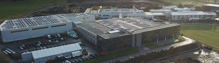 KW Automotive Factory in Germany
