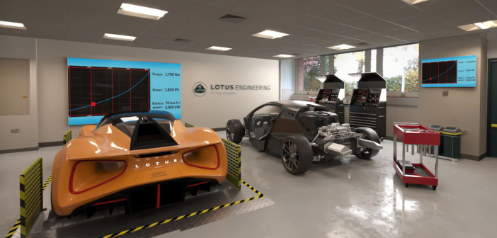 Lotus Engineering reports strong progress in Vision80