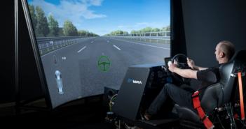 Horiba MIRA invests in driver-in-the-loop simulator