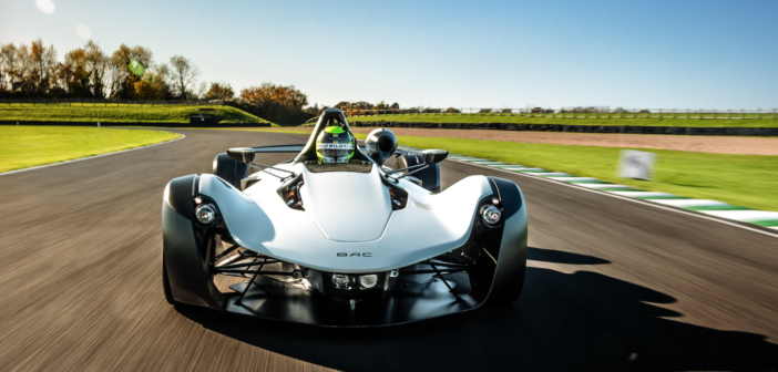 The BAC Mono R's blistering 1:15.03 Goodwood lap