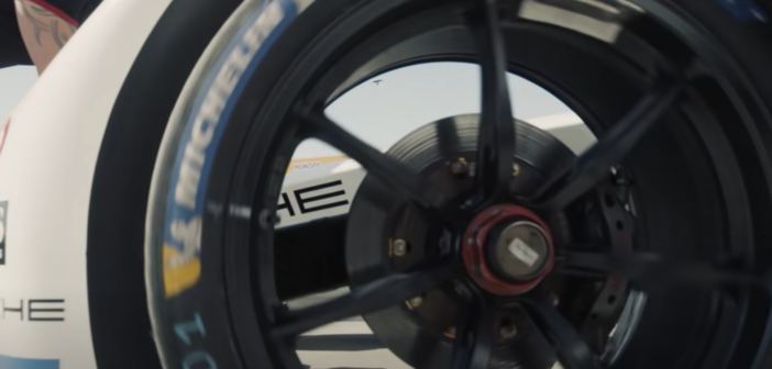 Porsche's Formula E tyre secrets