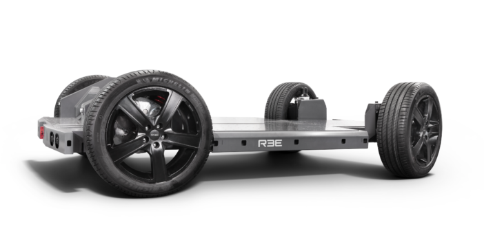REE Automotive prepares for production in 2023