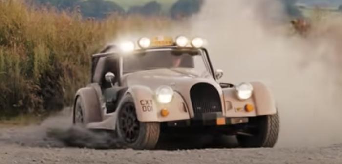 Meet the Morgan Plus Four CX-T