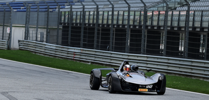 BAC Mono R smashes the Red Bull Ring lap record